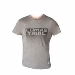 COMAS Casual T-Shirt Gray