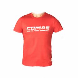 Camiseta COMAS Casual Rojo