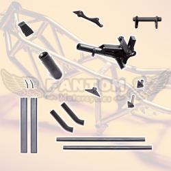 Kit fabricación chasis moto