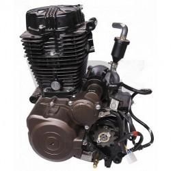 Motor XC230 con arranque...