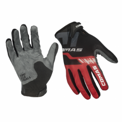 COMAS Race Gloves Red