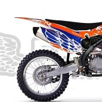 "☆ XC 230 ☆  All you need on a dirt bike: ▪︎Engine CRF230 replica ✅ ▪︎Electric start ✅ ▪︎Full size (wheels 21"" & 18"") ✅  #enduro #dirtbike #motocross #crosscountry #mx #bike #sx #motorcycle #motolife #fantom #hardenduro #motorbike #4stroke"